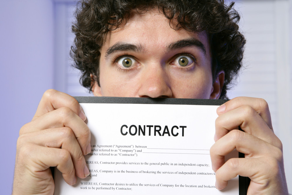 contract fear