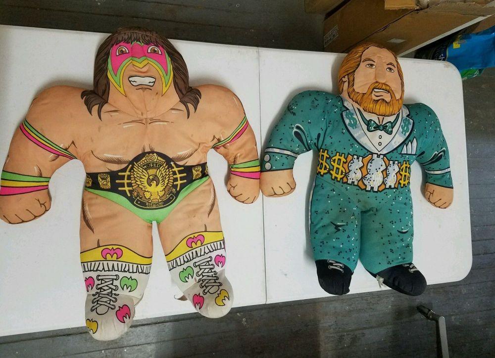 wrestling buddies