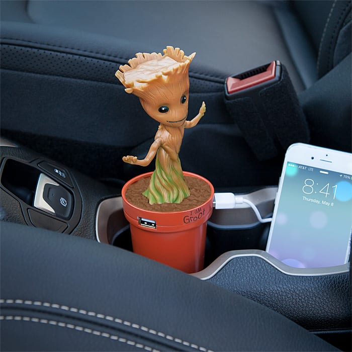 Groot car charger