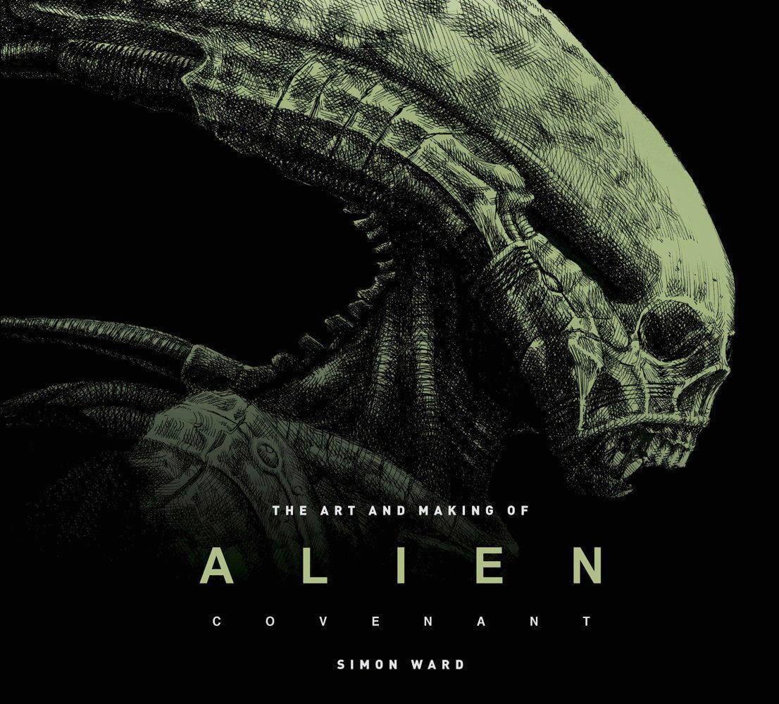 Alien: Covenant book