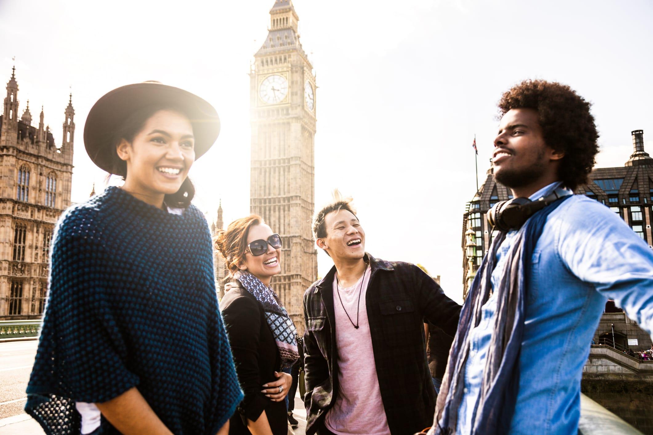 London travelers