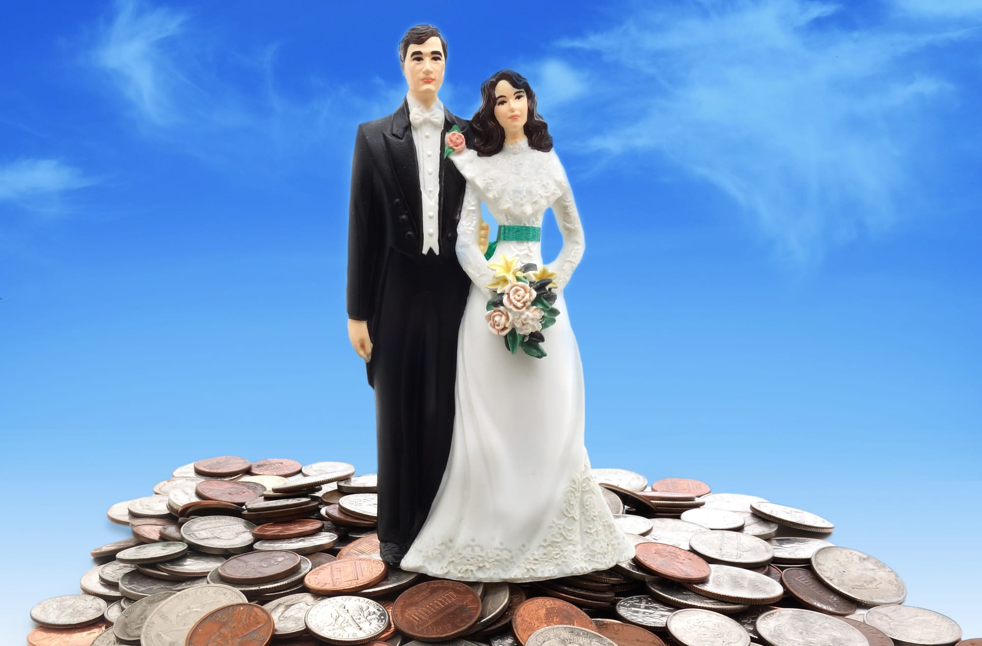 make a wedding budget