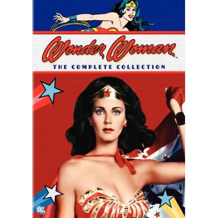 Wonder Woman DVD collection