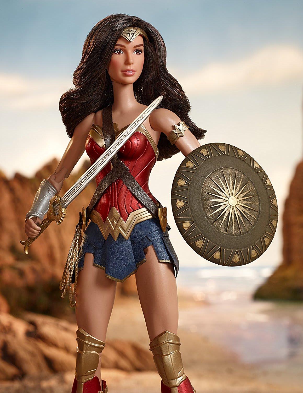 Wonder Woman Barbie