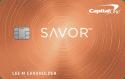 Capital One® Savor® Cash Rewards Credit Card $500 cash bonus