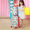 Costway Kids' 2-Piece Luggage Set for $44 + free shipping