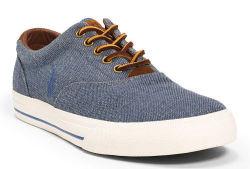 Vaughn burlap sneakers