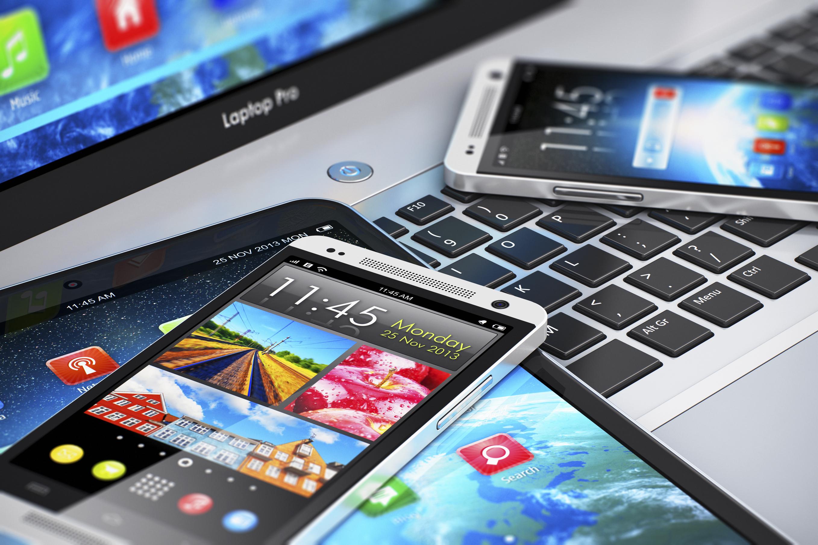 used smartphone