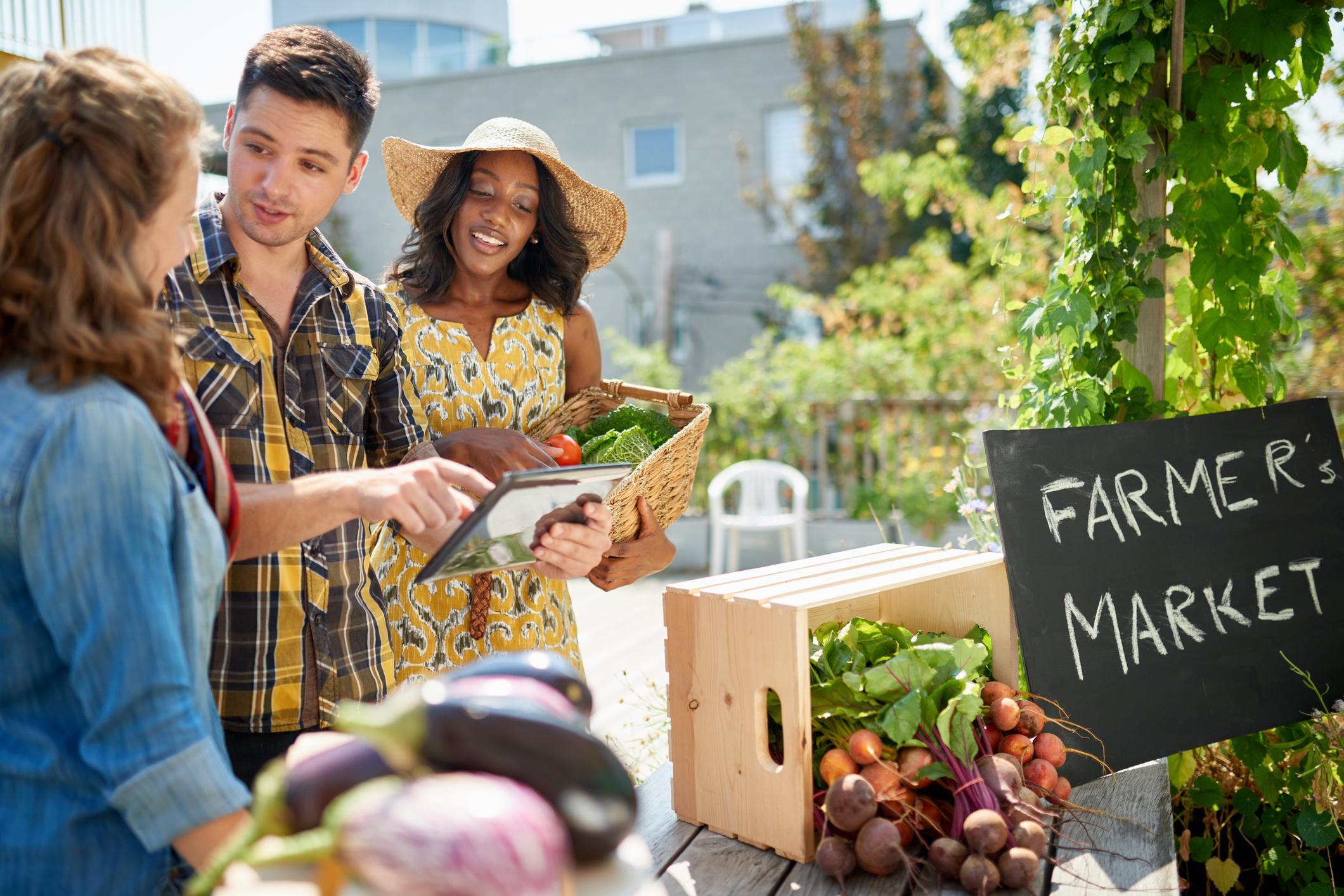 produce in season