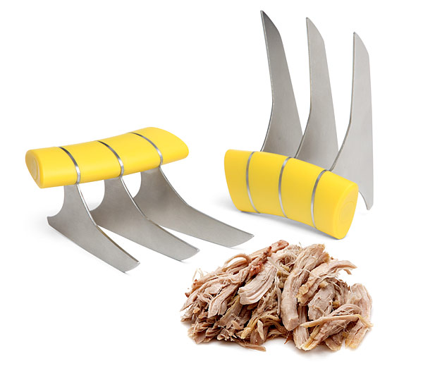 Shredded Meat Claws
