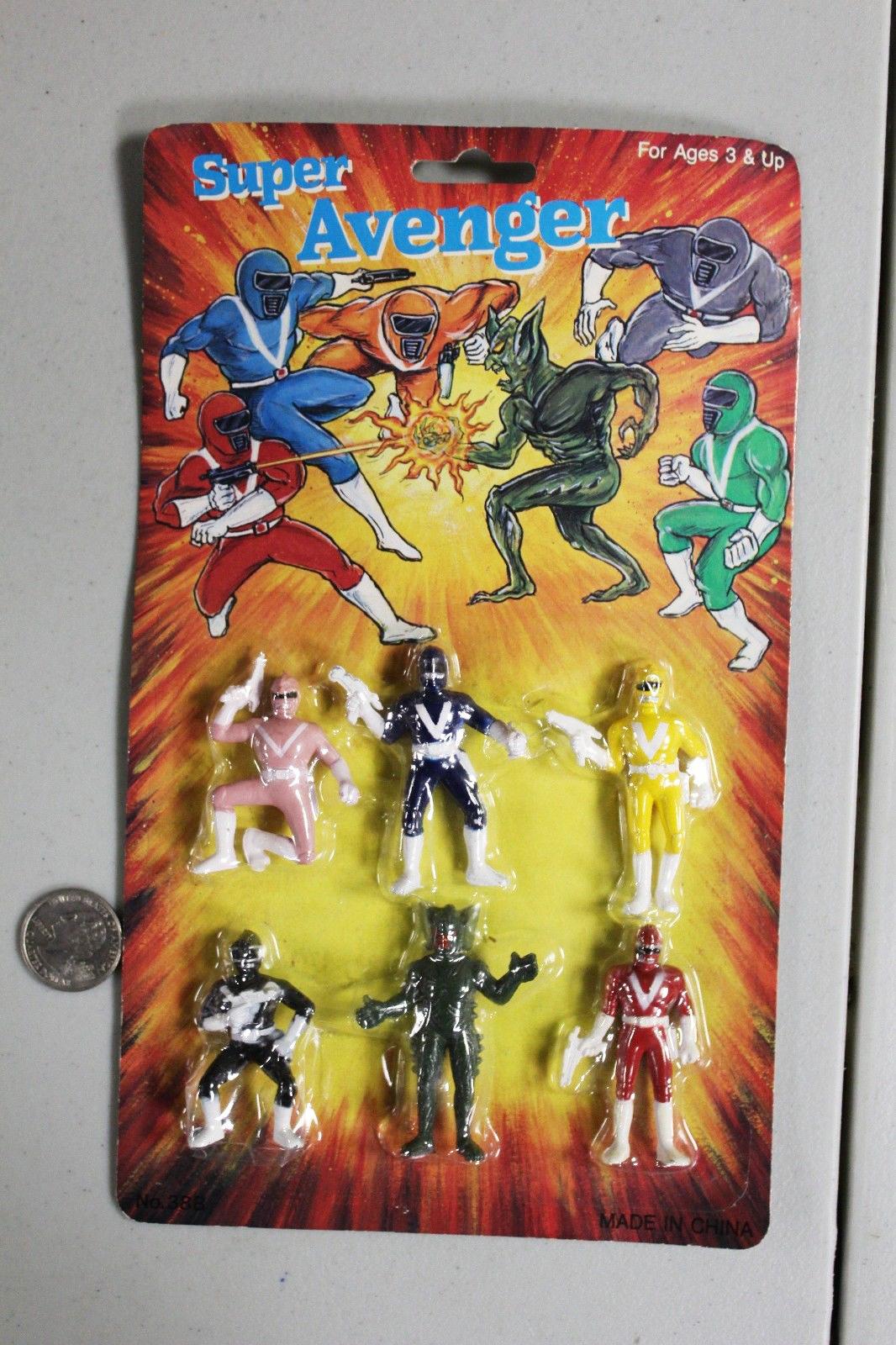 Super Avenger set