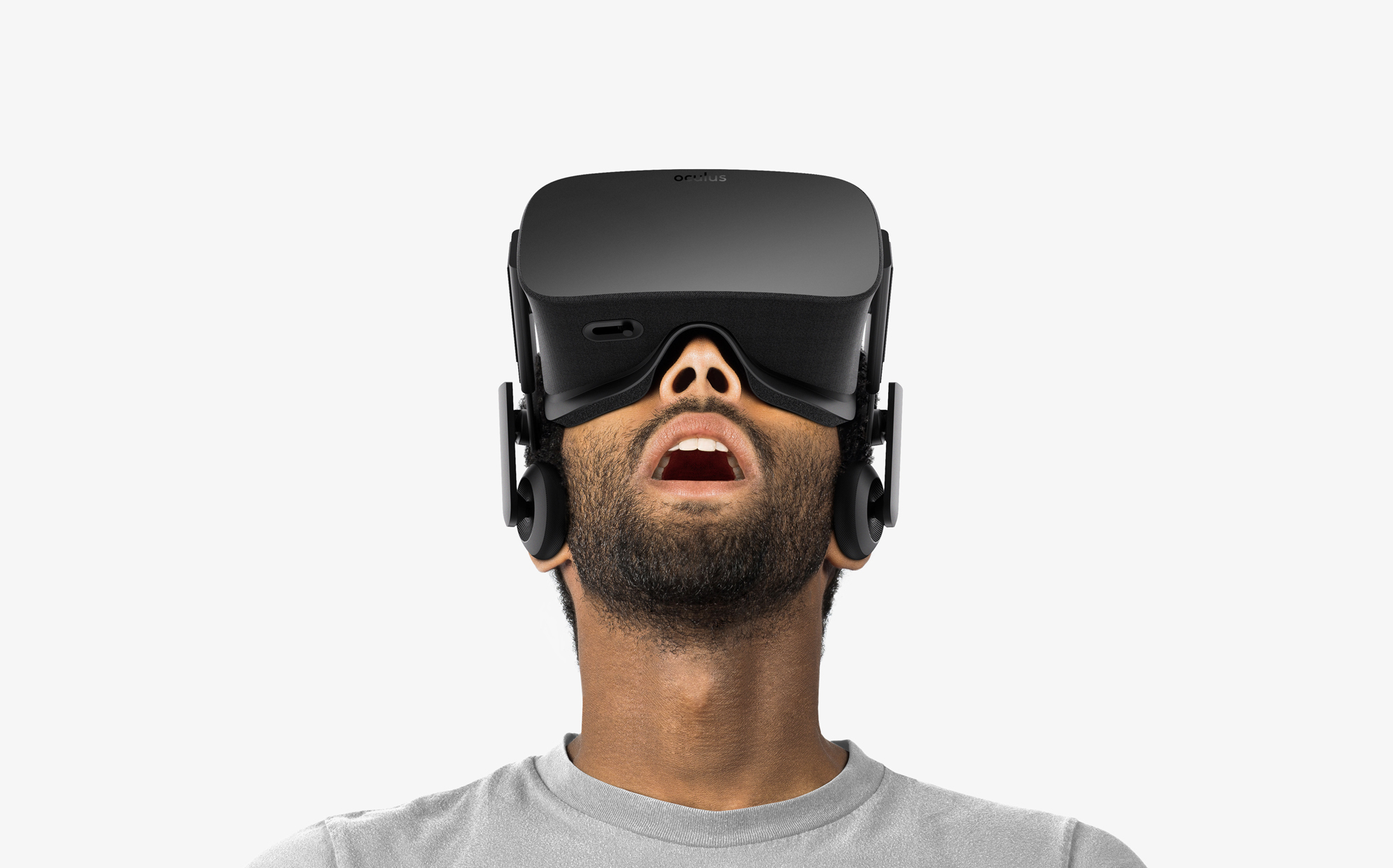 using Oculus VR
