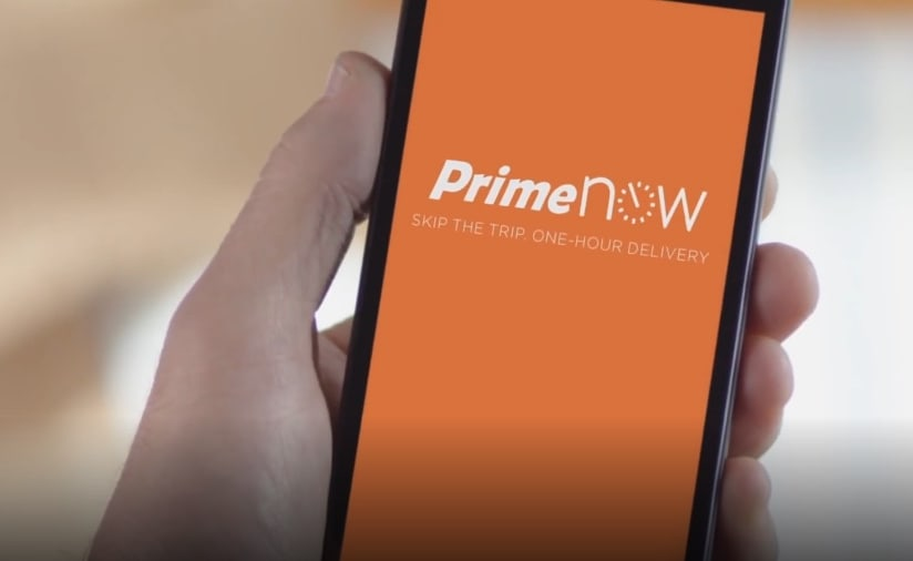 Prime Now phone