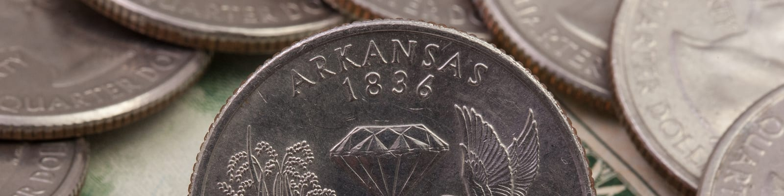 Arkansas quarters