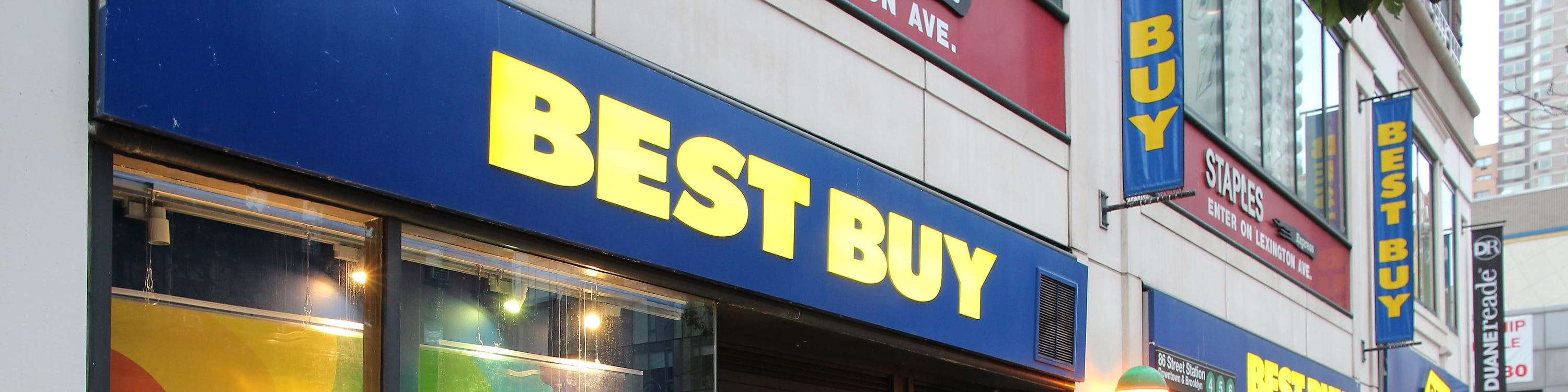 Best Buy Store in New York