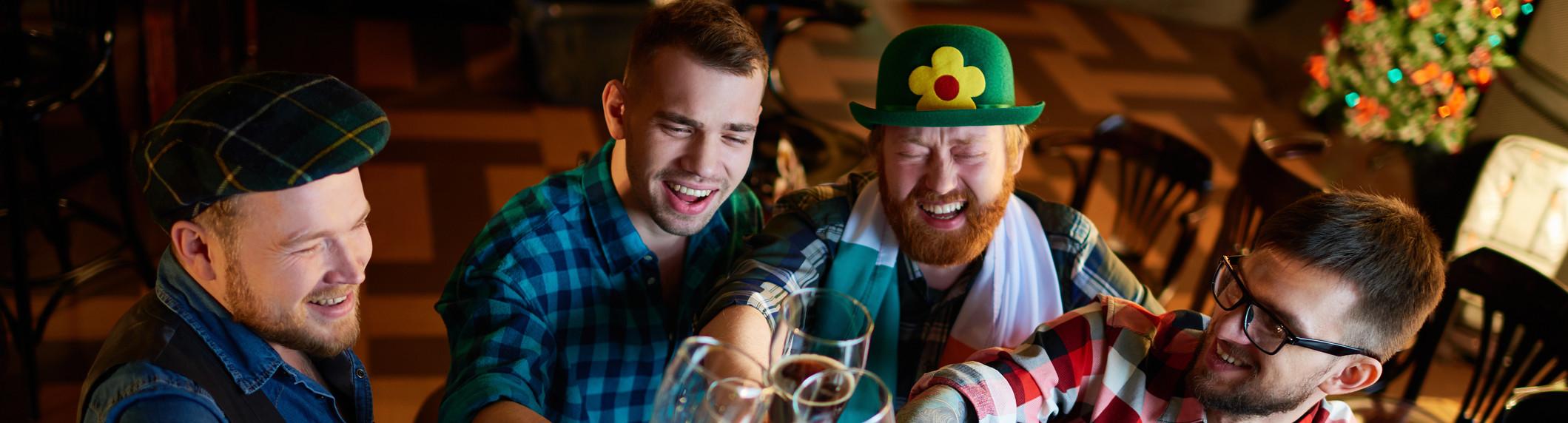 guys in pub