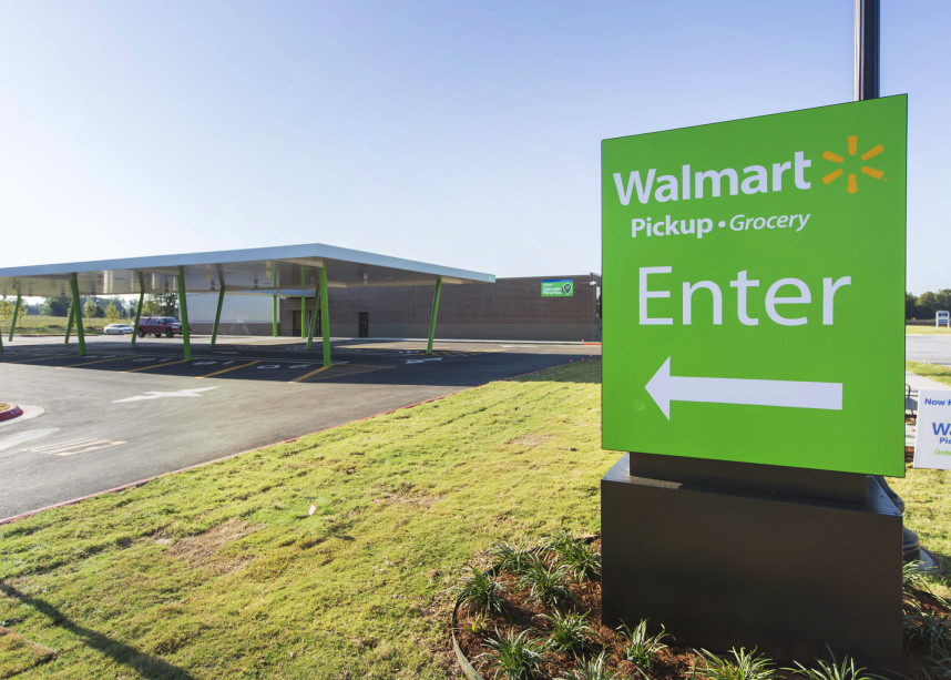 Walmart In-Store Pickup Could Actually Save You Money