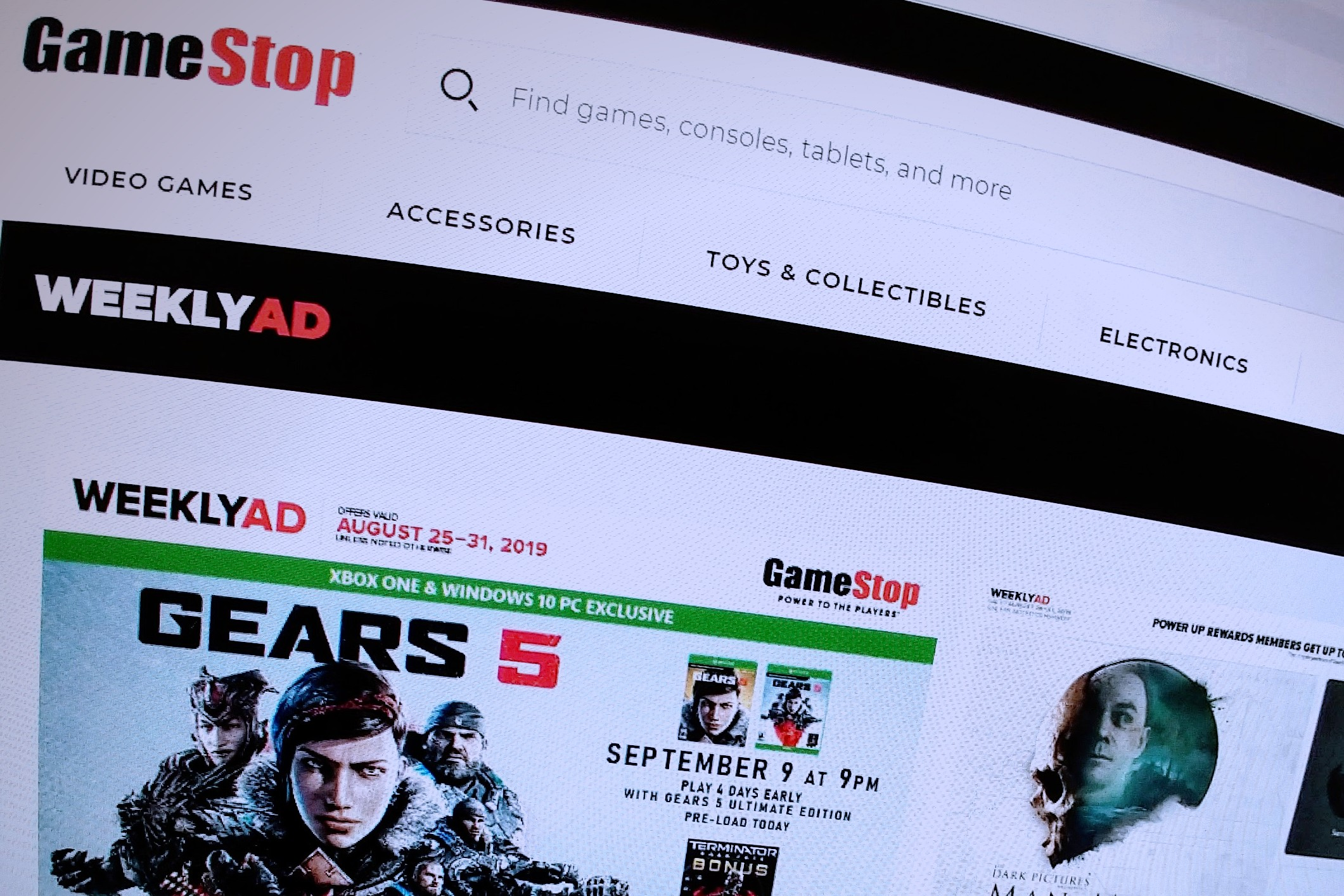 What To Expect From Gamestop Cyber Monday Sales In 2019