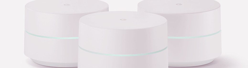 Google WiFi devices