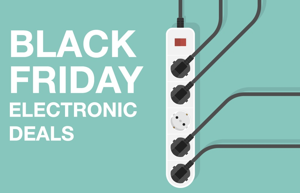 Black Friday electronic deals