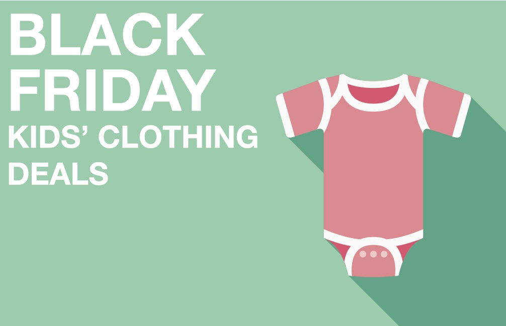 Black Friday Kids' Clothing