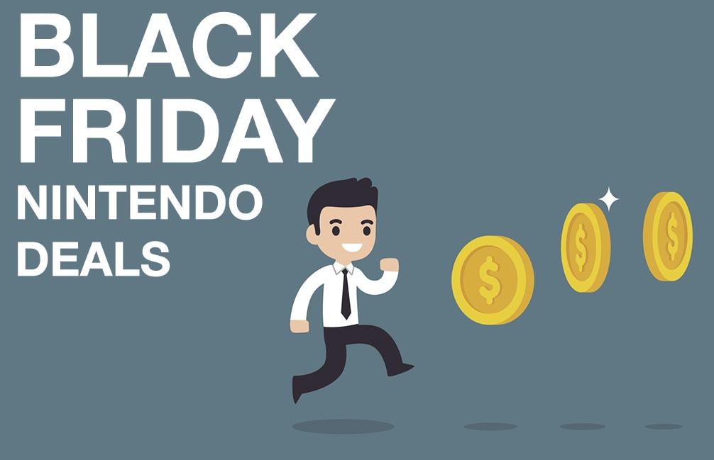 Black Friday Nintendo