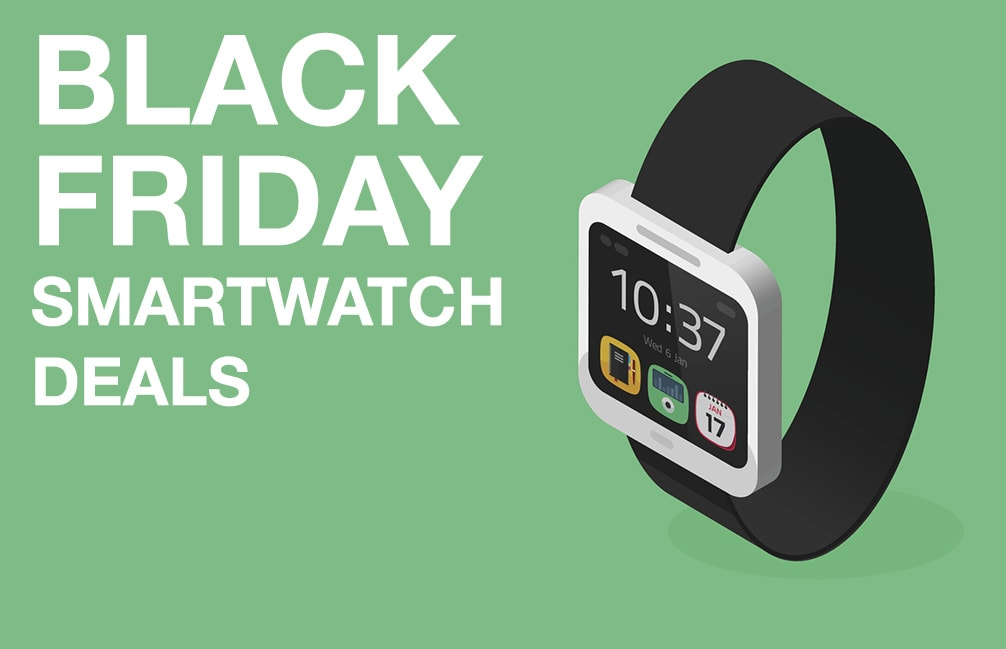 Black Friday smartwatch deals