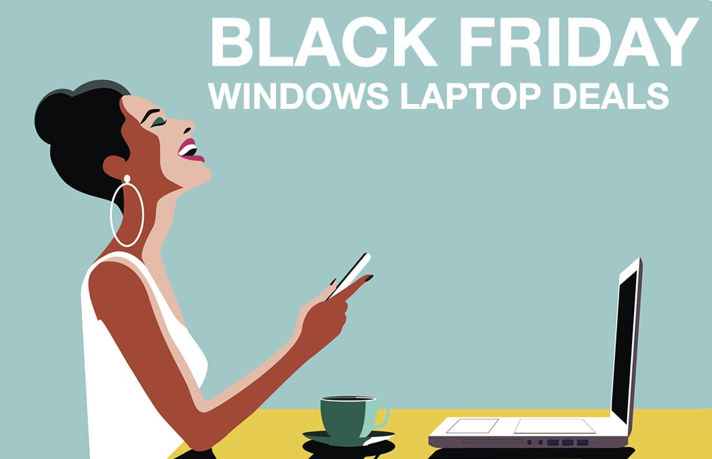 Black Friday Windows laptop deals