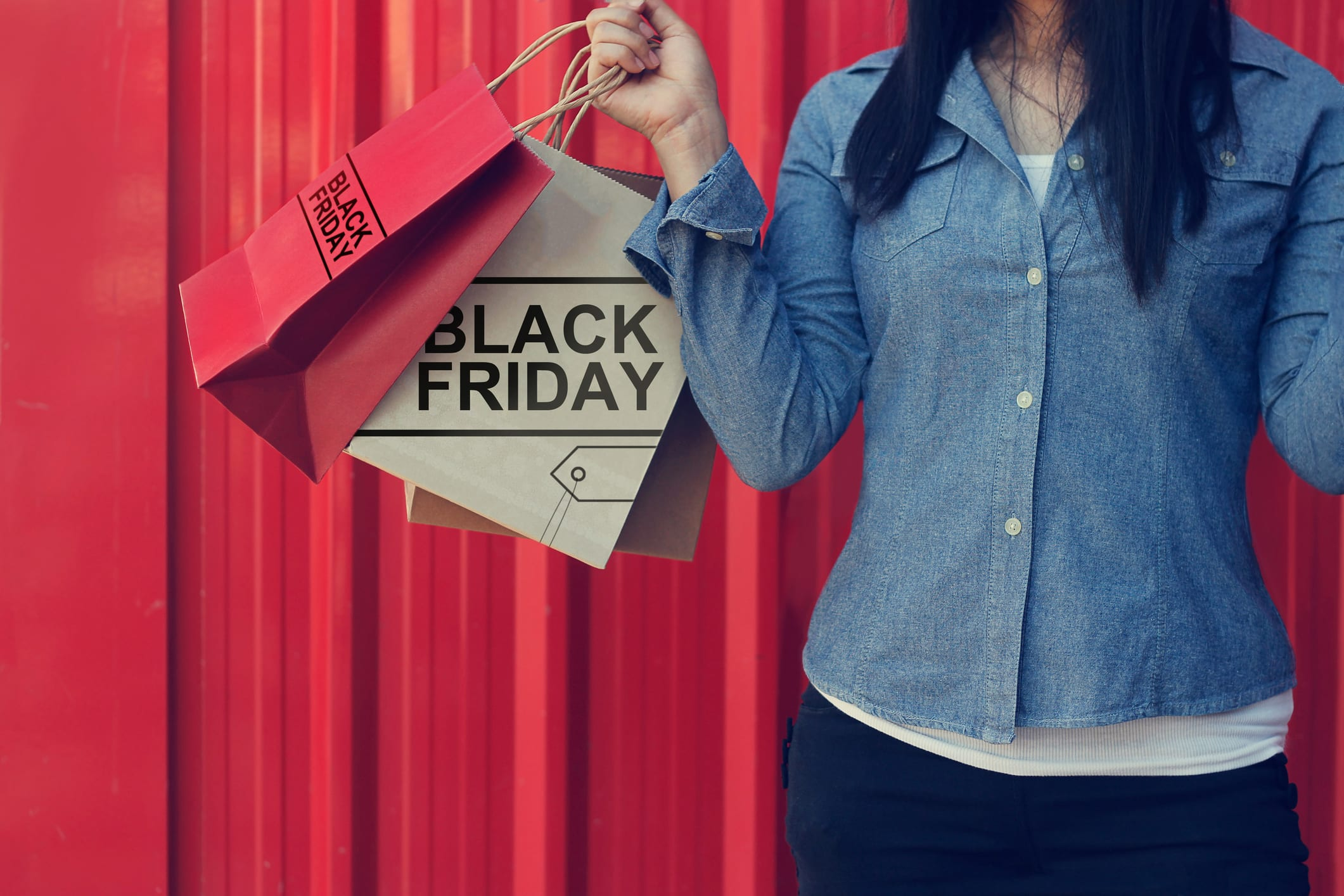 Black Friday bags