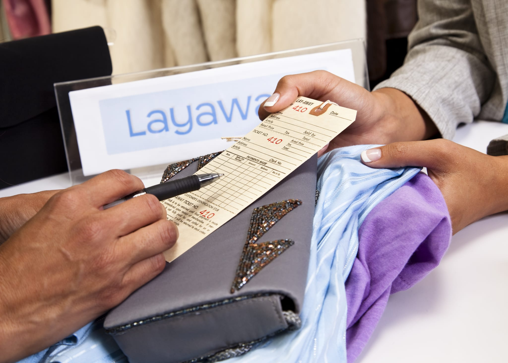 what is layaway