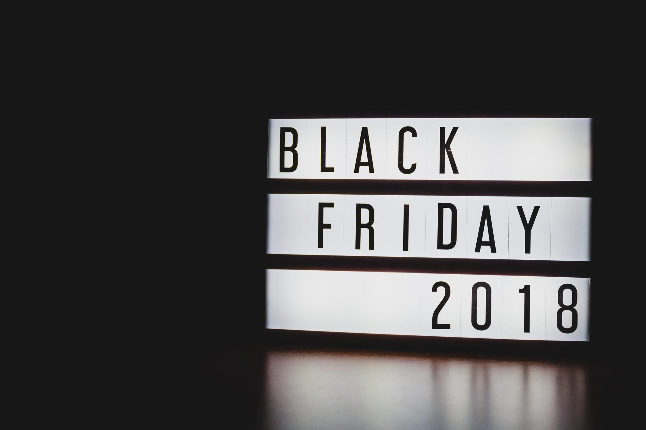 Lightbox Black Friday