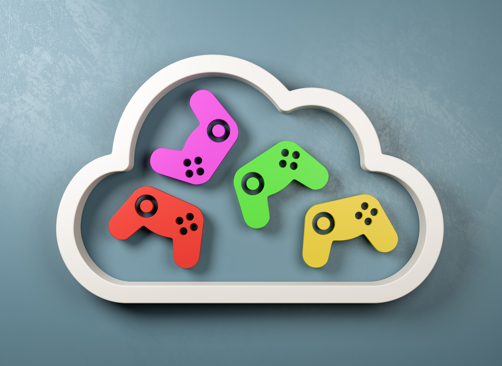 Cloud Gaming Service