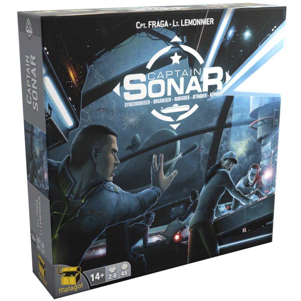 Captain Sonar game