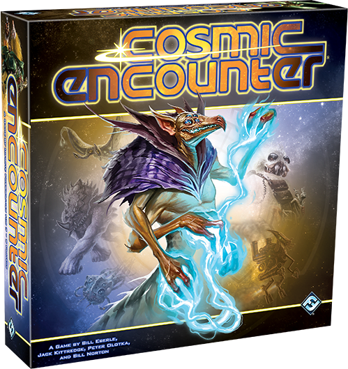 Cosmic Encounter game