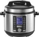 Gourmia 6-Quart Pressure Cooker for $80 + free shipping