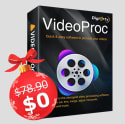 VideoProc for Windows or Mac for free