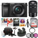 Sony Alpha a6300 Mirrorless Camera Kit for $998 + free shipping