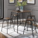 Acme Hachi 5-Piece Counter Height Dining Set for $79 + free shipping