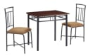 Mainstays 3-Piece Dining Set for $70 + free shipping