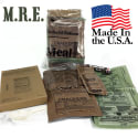 Expired: M.R.E. (Meals Ready to Eat) 7-Pack for $25 + free shipping