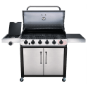 Char-Broil 6-Burner Gas Grill for $231 + pickup at Walmart