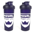 2 Royal Sport 30-oz. Shaker Bottles for $4 + free shipping