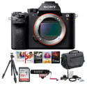 Sony 42MP Mirrorless Camera Body Bundle for $1,598 + free shipping