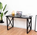 Costway Wooden PC Table for $54 + free shipping