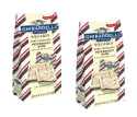Ghirardelli Chocolate Peppermint Bark 2-Pack for $5 + free shipping