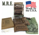M.R.E. (Meals Ready To Eat) 7-Pack for $29 + free shipping