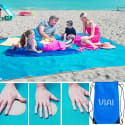 Magic Mat Beach Mat for $10 + free shipping