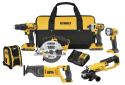 DeWalt 20V 7-Tool Combo Kit for $360 + free shipping