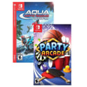Aqua Moto Racing & Party Arcade for Switch for $9 + free shipping