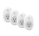 TP-Link Kasa WiFi Smart Plug 4-Pack for $78 + free shipping w/ Prime